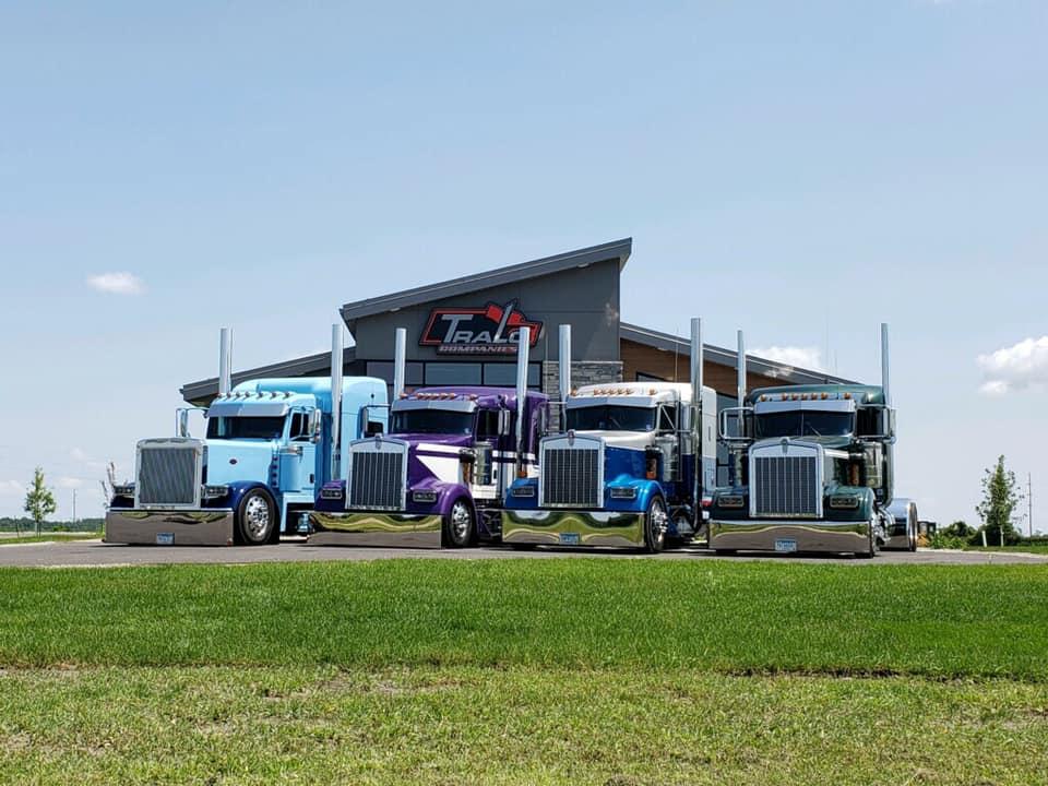 Logistics at TraLo